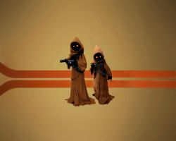 Jawas by 1darthvader