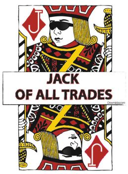 Jack of all trades by downsidaz