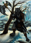 Tundra Guardian by pyro-helfier