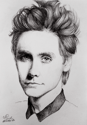 Jared Leto by ierofrank