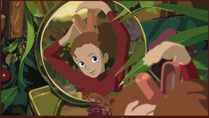 Borrower Arietty - Arietty by Judan