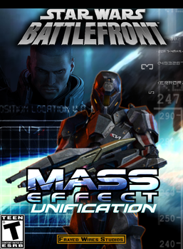 Mass Effect Unification Game Cover by 411Remnant