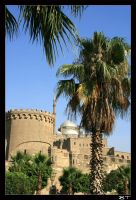 The Citadel of Saladin by Mgsblade