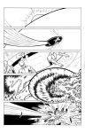 MAJESTIC XII PAGE ONE-INKED by MAJESTIC-XII-COMIC