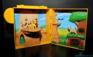 Lion King Portable Playset by LionKingForLife