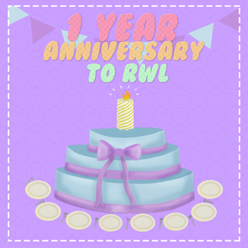 1 YEAR ANNIVERSARY RWL -8/01- by RockingWithLights