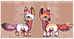 [Offer to Adopt] .:Canine adopts:. .Open. by RallenLover293882883