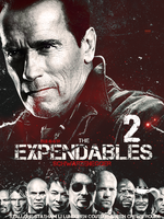 The Expendables 2   Poster by fraH2014