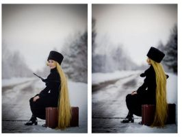 The Road by Lady-I-Hellsing