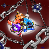 Kirby - Chains by Minon