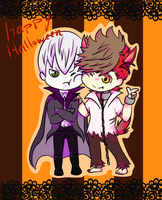 Happy Halloween by Ally-Nad