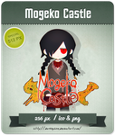 Mogeko Castle - RPG Icon by Darklephise