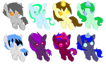 Pony Adopts by Darkpaw-Lights