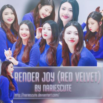 PACK RENDER JOY (RED VELVET) BY NARIES_SHARE FREE by NariesCute