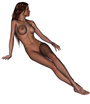 Nude 06 by Ecathe