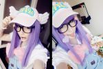 Arale cosplay by xReitox