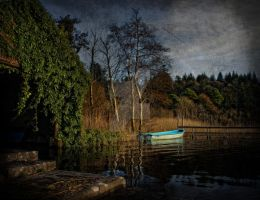 The Castles Other Boathouse by Flash-and-Flair