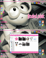 ScreenShot #faded pink by alenet21tutos