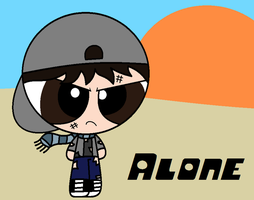 PPG/COVER/Alone by Antonio132