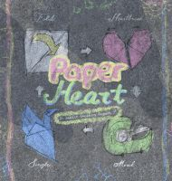 Paper Heart - Repeat by Kuroikii