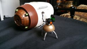 The War of the Worlds cylinder + heat ray by Hordriss