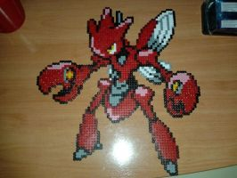 Big Scizor by Jesusclon
