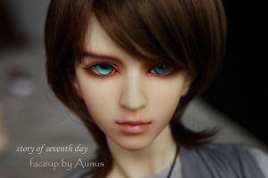 Face up73 by ymglq