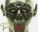 Shadow demon close face by GriffinLeather