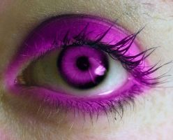 Purple Eye by ThaMex4lif3