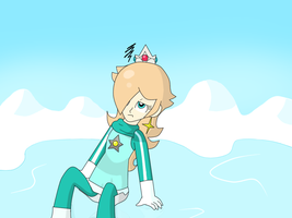Rosalina on Ice by TamaTendo