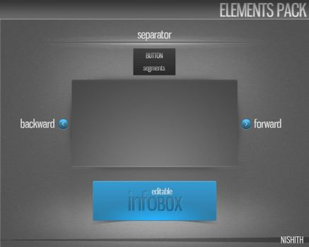 Elements Pack by NishithV