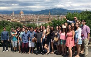 Rio Band in Florence by FreeSpiritedMind