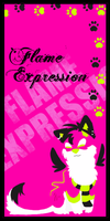 Flame-Expression Galaxy S5 BG by Flame-Expression