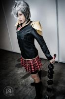 FF Type-0: Seven - Ready for battle by ruby-hearts