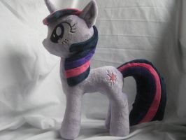 Twilight Sparkle Prototype by GreenTeaCreations