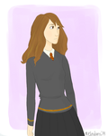 Hermione Granger by blossoms256