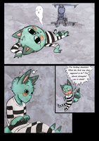 RaccoonBrothers::Page015 by IFreischutz