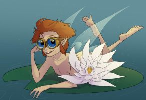 Tinker in the Buff by In-Tays-Head