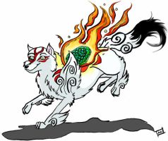 Okami by Folly854