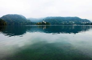 Bled Lake by dincturk