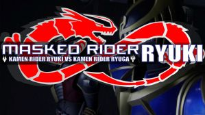 Ryuki and Knight by AlexYmT