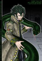 Fairy Tail 130- Oration6 Cobra by zeth3047