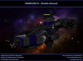 BABYLON 5 - EAS HYPERION by ulimann644