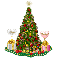 Christmas-Tree-2016-for-Abigail-and-Electricgirl by Creaciones-Jean