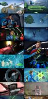 Thunderbirds Are Go! Awesome Trailer Scenes ! by DoctorWhoOne