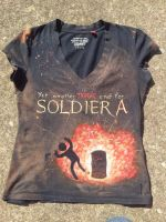 Soldier A shirt-Front 2 by Kiku-Goldenflower
