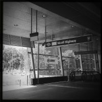 Nicoll Highway Station by Eonity