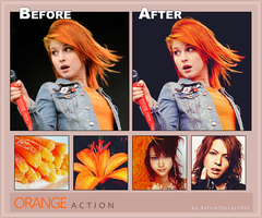 Orange Action by BeforeIDecay1996