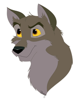 Balto by clareybunters