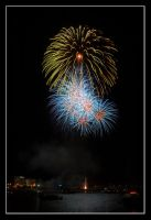 Fireworks 5 by RaynePhotography